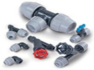 HDPE Fittings for Water